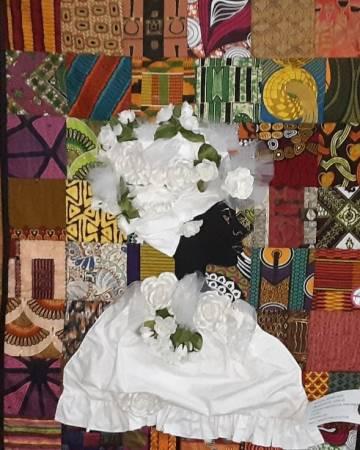 Black girl rockin white by ann b. martin