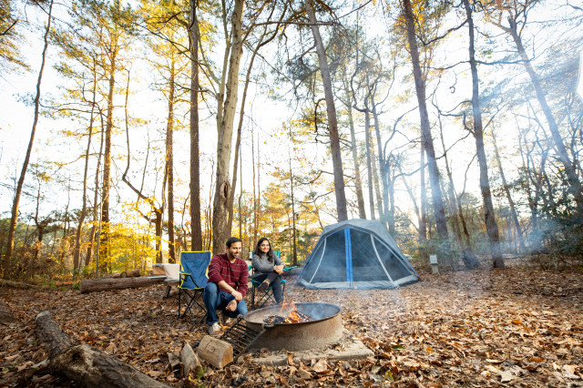 Camping - Killens Pond